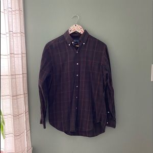 Ralph Lauren Classic Fit Dress Shirt Size S
